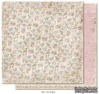 Двусторонний лист бумаги для скрапбукинга от Maja Design - Vintage Spring Basics - 7th of May, 30x30 см