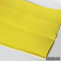 Лист фоамирана (пористой резины), А4 -20х30 (17х25) см, цвет: банановый