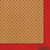 Двусторонний лист бумаги от Galeria Papieru - Przesyłka Ekspresowa 05, 30,5x30,5см
