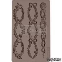 Молды силиконовые от Prima - Floral Chain - Redesign mould 5X8