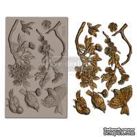 "Молды силиконовые от Prima - Aviary, Re-Design Mould 5""X8""X8mm"
