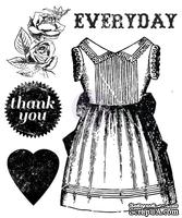 ЦЕНА СНИЖЕНА! Акриловый штамп от Prima - Anna Marie - Clear Stamp