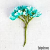 Цветы Prima - Flower Bundle - Teal
