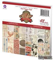 ЦЕНА СНИЖЕНА! Набор бумаги от Prima - Allstar Paper Pad, 48л.