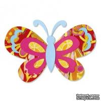 Нож от Sizzix - Sizzlits Butterfly Layers, 657992