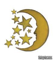 Нож от Sizzix - Crescent Moon & Stars , 658716