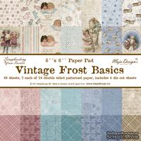 Набор бумаги для скрапбукинга от Maja Design - Vintage Frost Basics - Paper Pad