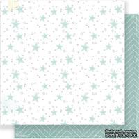Скрапбумага от Crate Paper - Little You Little Toes, 30x30 см