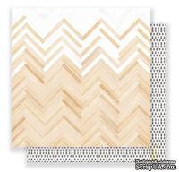 Бумага от Crate Paper - Loved, двусторонняя, 30х30 см