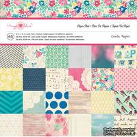 Набор бумаги от American Crafts - Maggie Holmes Signature, 30х30 см, 48 листов