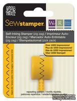 Насадка для имитации стежков от We R Memory Keepers - SewStamper ЗИГЗАГ