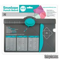 Супер-инструмент! Доска для создания конвертов от We R Memory Keepers  - Envelope Punch Board
