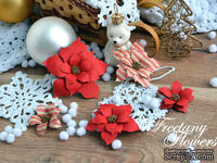 Набор цветов Freetany Flowers – Christmas