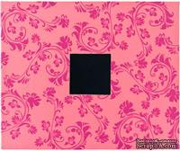Альбом для скрапбукинга от American Crafts - D-Ring - Taffy Flourishes, 30х30 см