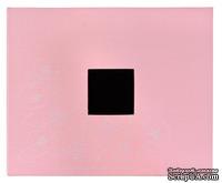 Альбом для скрапбукинга от American Crafts - Cloth D-Ring - Peony, 30х30 см