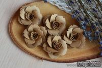 Набор от WOODchic - Бумажные цветы 076 от WOODchic