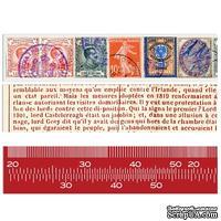 Набор клеевых лент 7 Gypsies - Papertape Printed Lille - ScrapUA.com
