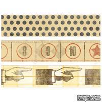 Набор клеевых лент 7 Gypsies - Papertape - Postale