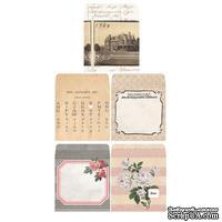 Набор конвертов 7 Gypsies - Trousseau Tag Envelopes
