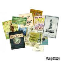 Набор высечек - 7Gypsies - Epicurean - Mini Ephemera Pack