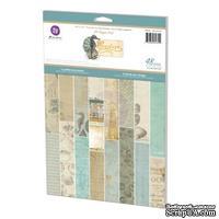 Набор бумаги от Prima - Seashore A4 Paper Pad, 48 листов - ScrapUA.com