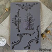 Молды силиконовые  от Prima - Vintage Art Decor Mould - Baroque 4