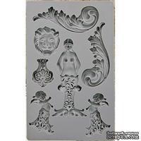 """Молды силиконовые  от Prima - Iron Orchid Designs Nautica #2 Mould 5""""X8"""""""