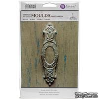 Молды силиконовые от Prima - Iron Orchid Designs Vintage Art Decor Mould - Object Labels #2