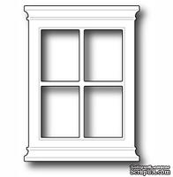 Лезвие - Dies -Small Madison Windowот Poppystamps