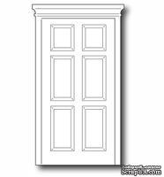Лезвие - Dies - Grand Madison Doorот Poppystamps