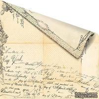 Лист скрапбумаги Prima Printery Col. Folio