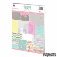 ЦЕНА СНИЖЕНА! Набор бумаги от Prima - A4 Paper Pad - Hello Pastel, размер: А4, 48 листов