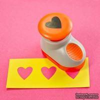 Фигурний дырокол Tonic Studios - Medium Punch Classic Heart - Классическое сердце