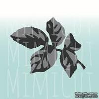 Набор ножей для вырубки «Листья роз» 67x87мм