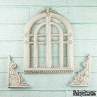 Набор украшений Old Church Window от Prima, 3 шт.