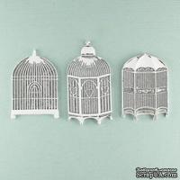 Набор украшений Bird Cages от Prima, 3шт.