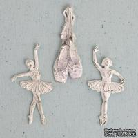 Набор украшений от Prima - Ingvild Bolme- Resin Ballerina, 3 шт.