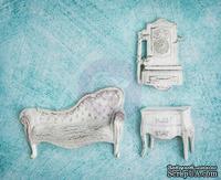 Гипсовые украшения от Prima - Ingvild Bolme- Foyer Resins, 3 шт
