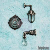 Украшения от Prima - Ingvild Bolme- INDUSTRIAL LAMPS, 3 шт