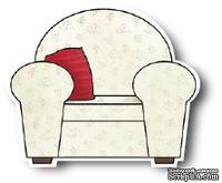 Нож для вырубки от Poppystamps - Large Hayward Chair