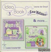 Книга идей для использования ножей Lea'bilities №3 от LeCreaDesign