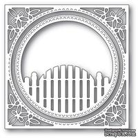 Ножи от Memory Box - Cottage Gate Frame craft die - Коттеджные ворота