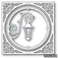 Ножи от Memory Box - Hanging Lantern Frame - Подвесная рамка фонаря