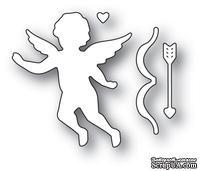 Ножи для вырубки от Memory Box - Cupid with Bow