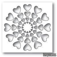 Ножи для вырубки от Memory Box - Bright Hearts