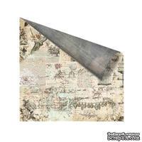 Лист скрапбумаги Prima - Nature Garden Collection Espirit, 30х30см