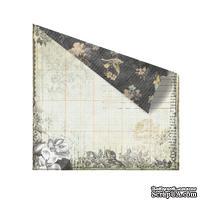 Лист скрапбумаги Prima - Nature Garden Collection Primrose, 30х30см