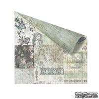 ЦЕНА СНИЖЕНА! Лист скрапбумаги Prima - Nature Garden Collection Fairy Godmother, 30х30см
