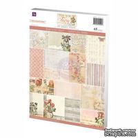 Набор бумаги от Prima - A4 Paper Pad - Fairy Rhymes, размер: A4, 48 листов