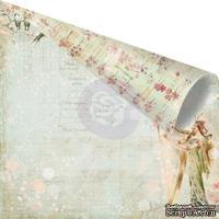 ЦЕНА СНИЖЕНА! Лист двусторонней скрапбумаги от Prima - Princess- Ava,  30х30 см, 1 шт.